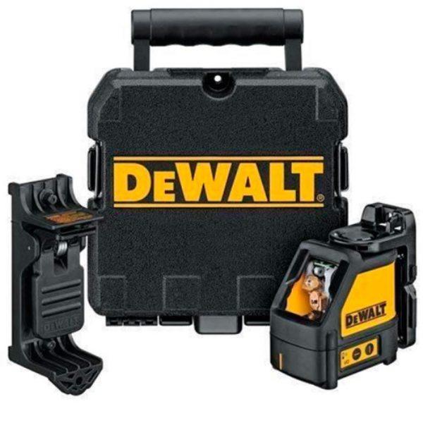 Nivel a Laser Dewalt DW088K 15 metros 2 feixes 0.3mm