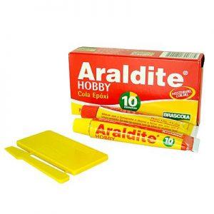 ADESIVO EPOXI ARALDITE